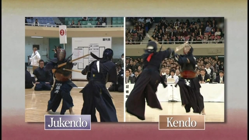 NHK Sports Jukendo 銃剣道