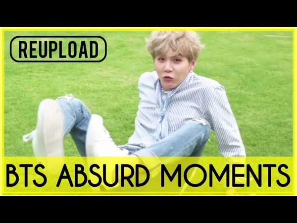 BTS 2016 ABSURD MOMENTS Pt.3 - Try Not To Laugh Challenge! [REUPLOAD]