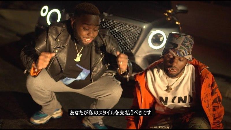24Hrs x MadeinTYO - Cap (Official Music Video)