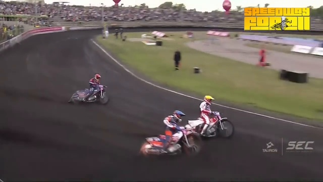 Speedway SEC 2018 Round 2 Gustrow Germany All Heats (14.07.2018)
