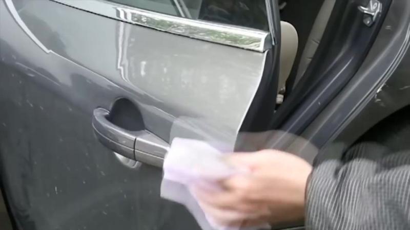 Защитные полосы для дверей авто