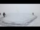 Воронежское море зимой