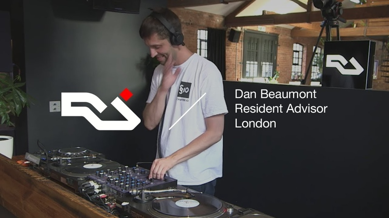 Dan Beaumont - Live from RA London | Resident Advisor