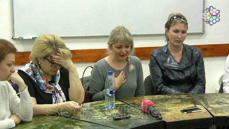 Матери антифашистов, жертв революции Мальцева