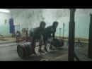тянем потянем) 370 кг