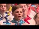 Всемарийский детский хор выступил на сцене театра им Сапаева с праздничным концертом