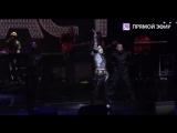 Концерт двойника Майкла Джексона. Прямая трансляция