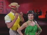 Gene Kelly and Cyd Charisse Dance