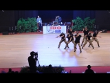 ART FORCE - Small Groups - IDO World Hip Hop Championship 2015