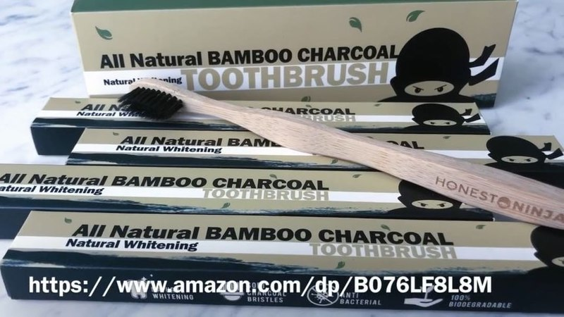Mika Newton on Instagram Hi guys today i wanna introduce you to these amazing Bamboo toothbrushes by Honest Ninja They are 100% antiplastic so