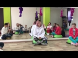 Мастер-класс Юлии Косьминой, участницы проекта «Танцы», 05.05.18