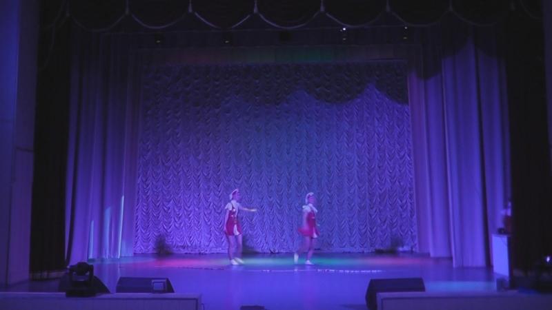 Образцовая цирковая студия «TANDEM» - Русские красавицы