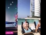 Популярные курорты Дубая