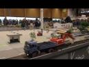 Construction Special !! RC Trucks, Excavator Wheel loader Action! Wels 2017