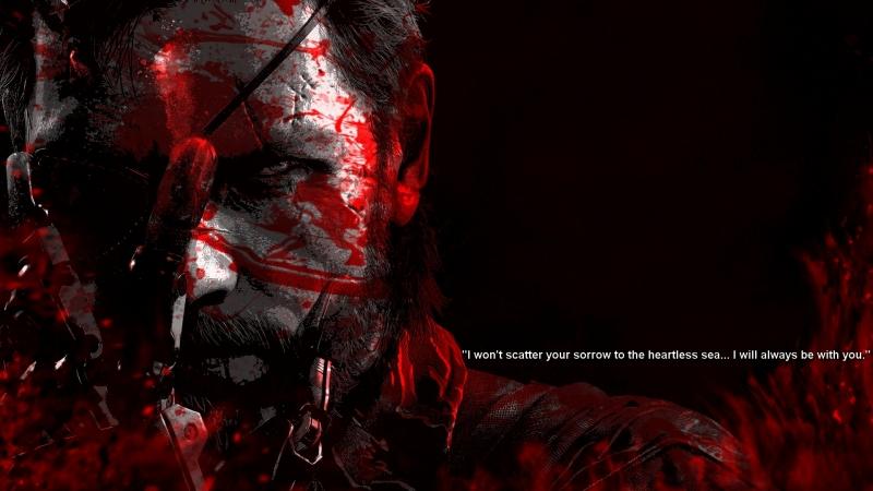 Metal Gear Solid V: The Phantom Pain 3 Человек, который продал мир