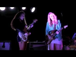 Samantha Fish & Sadie Johnson - Black Cat Bone [live]