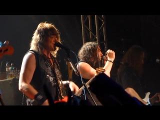 Gamma Ray - Heading for Tomorrow  Avalon (15.12.2015, Volta Club, Moscow, Russia)