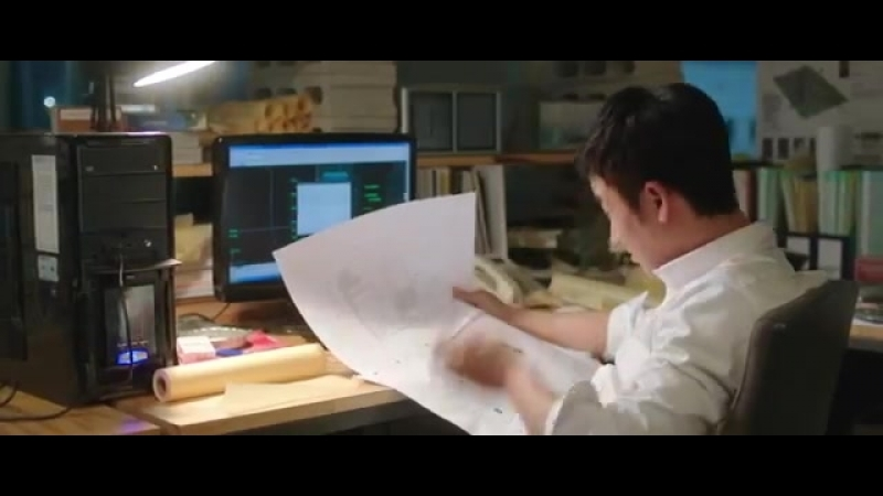 Architecture 101 Deleted scene 7 I think the elevation will change