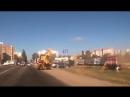 Утренний полет БМВ в Мозыре
