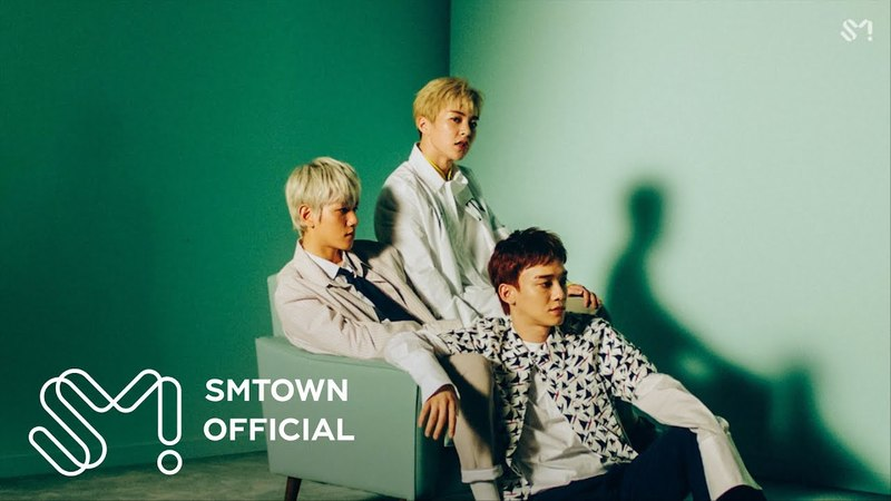 EXO-CBX (첸백시) 花요일 (Blooming Day)