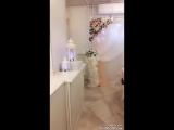 Видео обзор оформление свадьбы в малом зале в ресторане Старый Баку