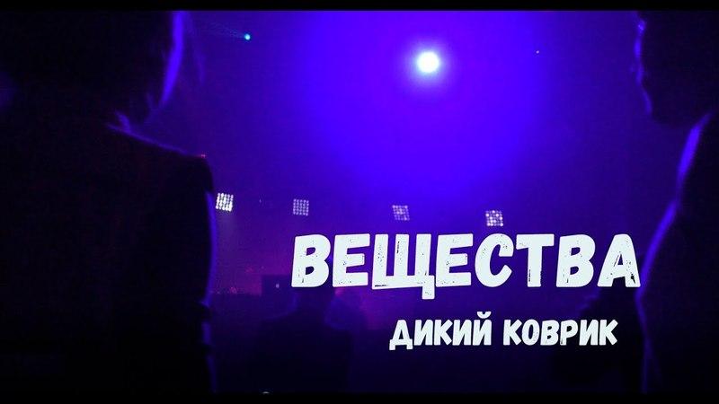 Дикий Коврик - Вещества (официальный клип)