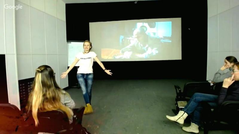 лекторы школы кино