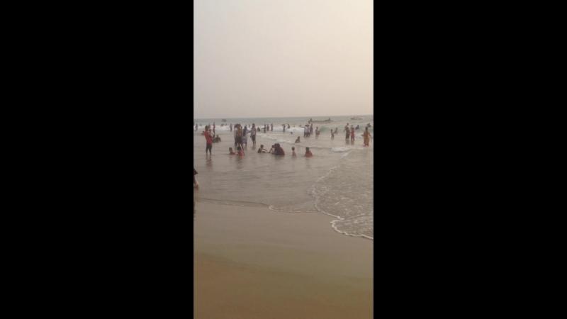 Воскресение Гоа Океан