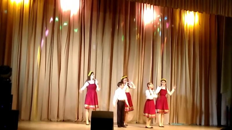 Примирение детская песня на Коми языке