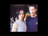 The Matrix ➡️ Man Of Tai Chi ➡️ John Wick Chapter3 Keanu Reeves & Tiger Hu Chen