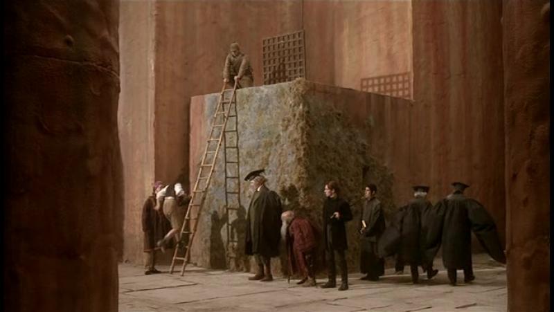 «Тёмное королевство» Часть 3 (2000) - фэнтези. Энди Уилсон