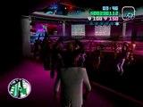 GTA Vice City Easter Egg Funny Malibu Club Dancer.