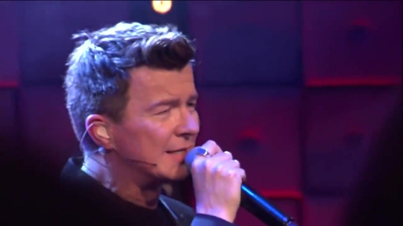 Rick Astley - Cry For Help