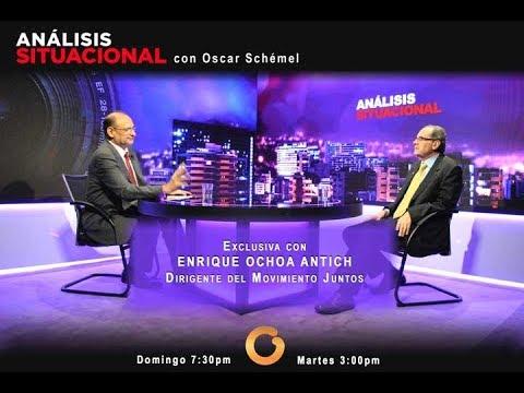 (Vídeo) ANÁLISIS SITUACIONAL173 entrevista a ENRIQUE OCHOA ANTICH 17.06.2018
