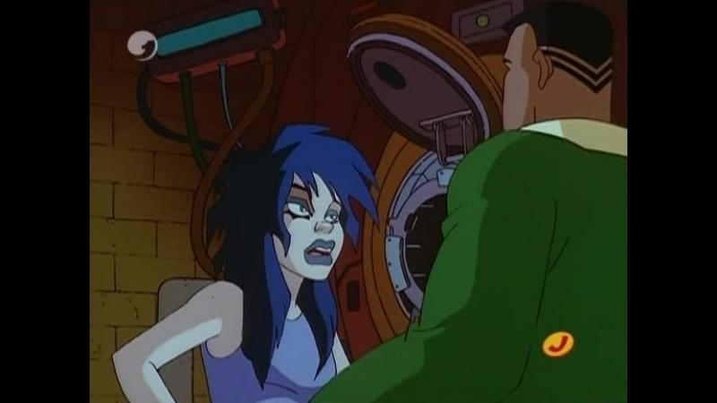 Extreme Ghostbusters | Экстремальные Охотники за Привидениями - 24. Grundelesque | Грюндель (Рус)