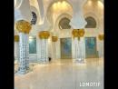 Белая мечеть шейха Зайда в Абу-Даби ОАЭ