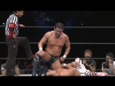 Hiroshi Tanahashi(с) vs. Yuji Nagata Match for the IWGP Heavyweight Title (New Japan Alive)