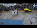 Angry Cube vs Егерь