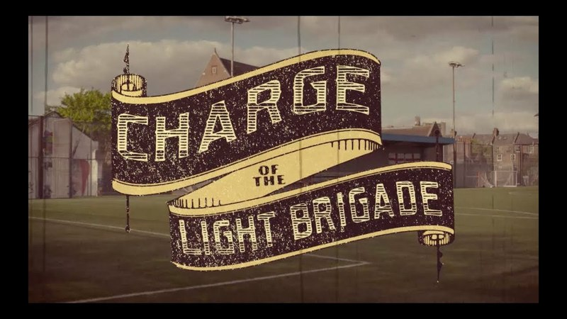 The Tallywags - Charge of the Light Brigade (World Cup 2018)