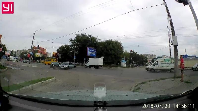 дтп Луцк