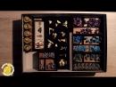 Органайзер для игры Киклады от Maify версия Easy set-up - раскладываем компоненты в коробке