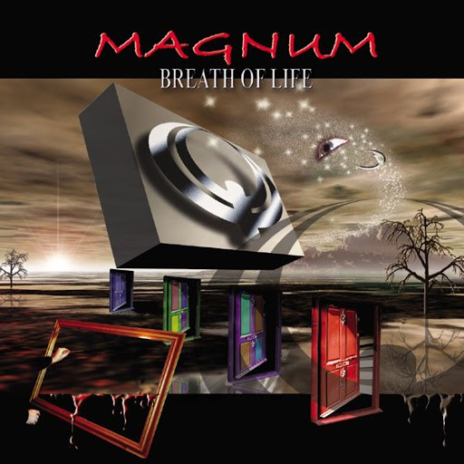 Magnum альбом Breath Of Life