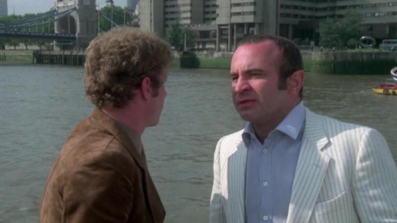 ДОЛГАЯ СТРАСТНАЯ ПЯТНИЦА (1976) - триллер, криминальная драма, детектив. Джон МакКензи 1080p
