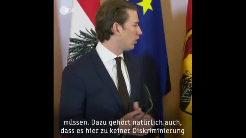 Mädchen sollen nach dem Willen der österreichischen Regierung künftig.mp4