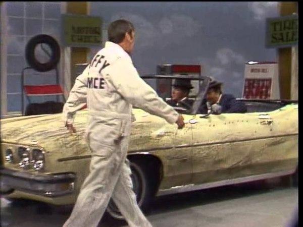 Dean Martin, Peter Falk Paul Lynde - Getaway Car