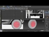 Моделирование грузовика (Урок 3d max для начинающих) low poly_HIGH.mp4