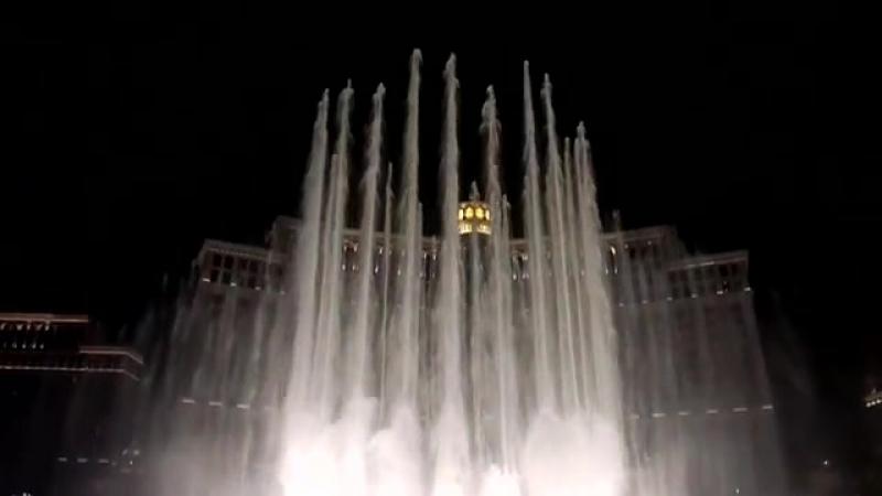 Las Vegas Bellagio Con Te Partiro