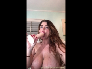 Sophie Dee OnlyFans [ Solo play , Toy , Dildo , Suck , Blowjob , Bj , Big tits. , Ass , Booty , Porn star , Dance , Homemade ]