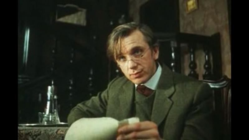 Художественный фильм Собака Баскервилей. Приключения Шерлока Холмса и доктора Ватсона (hd качество).
