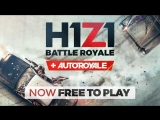H1Z1 - Free To Play Trailer [Official Video]